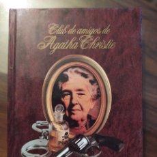 Libros de segunda mano: EL MISTERIO DE LAS SIETES ESFERAS, 1987 -CLUB DE AMIGOS DE AGATHA CHRISTIE (THE SEVEN DIALS MYSTERY). Lote 239699675