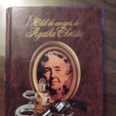Libros de segunda mano: EL ENIGMÁTICO MR. QUIN, 1987 - CLUB DE AMIGOS DE AGATHA CHRISTIE (THE MISTERIOUS MR, QUIN). Lote 239700200