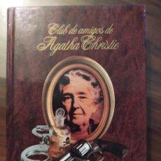 Libros de segunda mano: POIROT INVESTIGA, 1987 - CLUB DE AMIGOS DE AGATHA CHRISTIE (POIROT INVESTIGATES). Lote 239700750