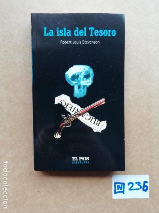 LA ISLA DEL TESORO (Libros de segunda mano (posteriores a 1936) - Literatura - Narrativa - Terror, Misterio y Policíaco)