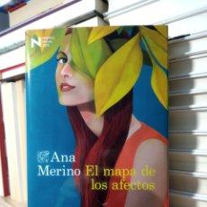 Libros de segunda mano: EL MAPA DE LOS AFECTOS. PREMIO NADAL DE NOVELA. 2020. ANA MERINO. EDICIONES DESTINO.. Lote 239929565