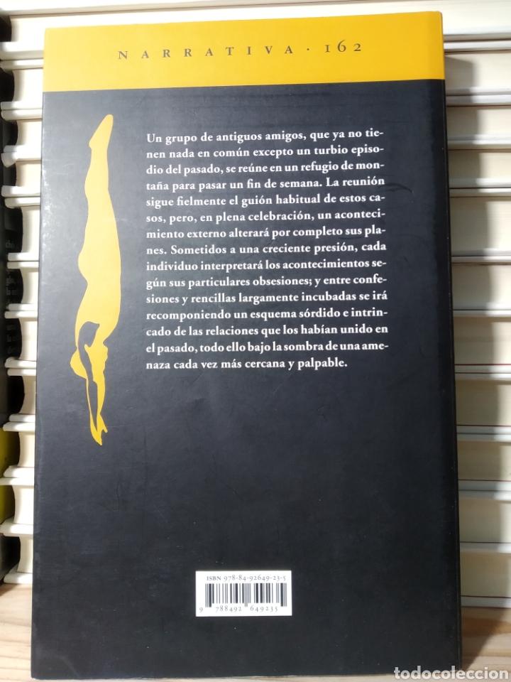 Libros de segunda mano: David monteagudo. fin. Acantilado - Foto 2 - 239929875