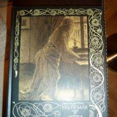 Libros de segunda mano: LA PATA DE MONO Y OTROS CUENTOS MACABROS - VALDEMAR GÓTICA- 1 ª EDICIÓN. Lote 240555405
