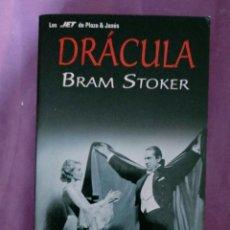 Libros de segunda mano: DRACULA BRAM STOKER PLAZA JANES EDITORES. Lote 240920820