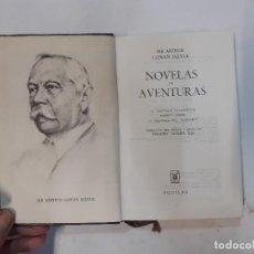 Libros de segunda mano: CONAN DOYLE , SIR ARTHUR - NOVELAS DE AVENTURAS - 4ª EDICIÓN 1ª REIMPR. 1974 - AGUILAR -(L). Lote 241888370