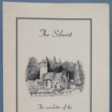 Libros de segunda mano: THE SILURIST. THE NEWSLETTER OF THE FRIENDS OF ARTHUR MACHEN. Lote 242988810