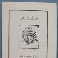 Libros de segunda mano: THE SILURIST. THE NEWSLETTER OF THE FRIENDS OF ARTHUR MACHEN. SUMMER 1997. Lote 242988945