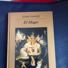 Livros em segunda mão: EL MAGO. JOHN FOWLES. Lote 243271720