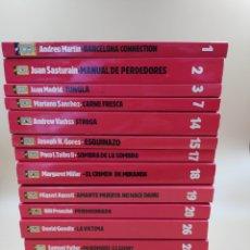 Libros de segunda mano: 16 COSECHA ROJA VARIOS AUTORES. Lote 243385055