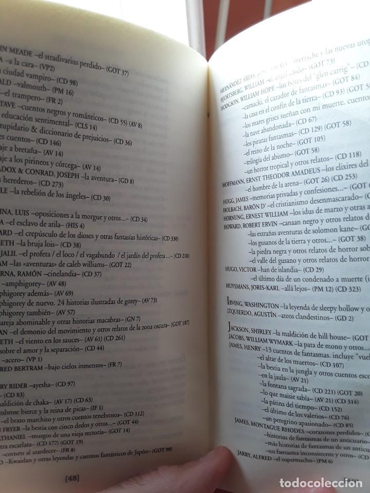 Libros de segunda mano: Catálogo editorial Valdemar 2017 - Foto 2 - 243415710