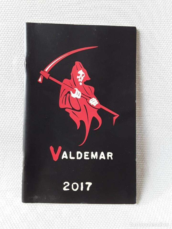 CATÁLOGO EDITORIAL VALDEMAR 2017 (Libros de segunda mano (posteriores a 1936) - Literatura - Narrativa - Terror, Misterio y Policíaco)