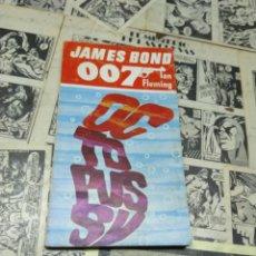 Libros de segunda mano: JAMES BOND. 007. OCTOPUSSY.. Lote 243417550