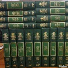 Libros de segunda mano: PACK 17 LIBROS AGATHA CHRISTIE - OBRAS COMPLETAS - GRANDES MAESTROS DEL CRIMEN Y MISTERIO. ED. ORBIS. Lote 243578410