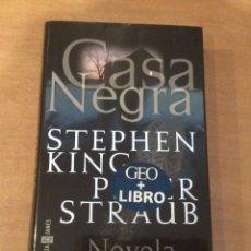 Libros de segunda mano: CASA NEGRA. STEPHEN KING Y PETER STRAUB 1ª EDICIÓN 2002. Lote 243774920