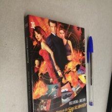 Libros de segunda mano: JAMES BOND 007: EL MUNDO NUNCA ES SUFICIENTE / RAYMOND BENSON / PLAZA & JANES BOLSILLO 1ª EDIC. 1999. Lote 243794570