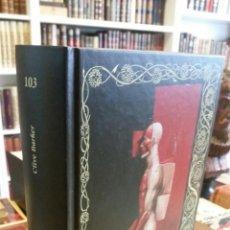 Libros de segunda mano: 2016 - CLIVE BARKER - LIBROS DE SANGRE (VOLÚMENES I, II Y III) - VALDEMAR FÓTICA. Lote 243817990