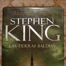 Libros de segunda mano: LAS TORRES BALDÍAS DE STEPHEN KING. Lote 243902005