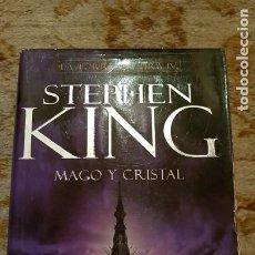 Libros de segunda mano: LA TORRE OSCURA IV DE STEPHEN KING. Lote 243903255