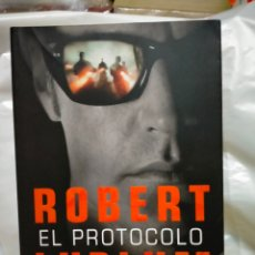 Libros de segunda mano: ROBERT LUDLUM. EL PROTOCOLO SIGMA .UMBRIEL. Lote 243912100