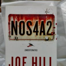 Libros de segunda mano: JOE HILL.NOS4S2( NOSFERATU).SUMA. Lote 243912345