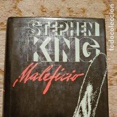 Libros de segunda mano: MALEFICIO DE STEPHEN KING. Lote 243920155