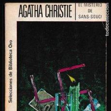 Libros de segunda mano: EL MISTERIO DE SANS-SOUCI - AGATHA CHRISTIE - EDITORIAL MOLINO. Lote 244200710