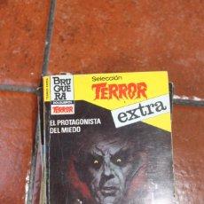 Libros de segunda mano: SELECCION TERROR EXTRA Nº 9: EL POTAGONISTA DEL MIEDO FRANK CAUDETT. Lote 244920905