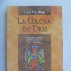Libros de segunda mano: DETECTIVES MEDIEVALES : LA COLERA DE DIOS. DE PAUL HARDING . EDHASA, 1ª EDICION 1996. Lote 245073005