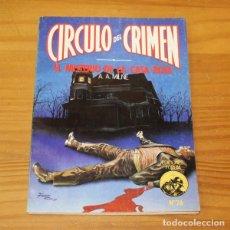 Libros de segunda mano: CIRCULO DEL CRIMEN 26 EL MISTERIO DE LA CASA ROJA, A.A. MILNE. EDICIONES FORUM. Lote 245150565
