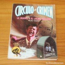 Libros de segunda mano: CIRCULO DEL CRIMEN 27 LA MUERTE Y EL LACAYO BAILARIN. EDICIONES FORUM. Lote 245152160
