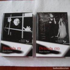 Libros de segunda mano: NOVELAS DE SUSPENSE Y TERROR. DRÁCULA I Y II - GASTON LEROUX - RUEDA - 2008. Lote 245777455