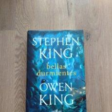 Libros de segunda mano: BELLAS DURMIENTES. STEPHEN KING. OWEN KING.. Lote 245779325