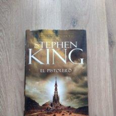 Libros de segunda mano: EL PISTOLERO. LA TORRE OSCURA I. STEPHEN KING.. Lote 245782730