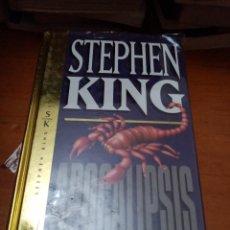 Libros de segunda mano: STEPHEN KING. COLECTION. APOCALIPSIS I. NUEVO PRECINTADO. ORBI FABRI. BB5P. Lote 246043620