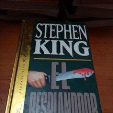 Libros de segunda mano: STEPHEN KING. COLECTION.EL RESPLANDOR. ORBI FABRI. BB5P. Lote 246044310