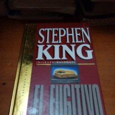 Libros de segunda mano: STEPHEN KING.. EL FUGITIVO. COLECTION ORBI FABRI. BB5P. Lote 246044725