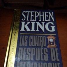 Libros de segunda mano: STEPHEN KING. LAS CUATRO DESPUES DE MEDIANOCHE. COLECTION ORBI FABRI. BB5P. Lote 246045085