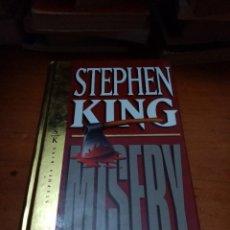 Libros de segunda mano: STEPHEN KING. MISERY.. COLECTION ORBI FABRI. BB5P. Lote 246046075