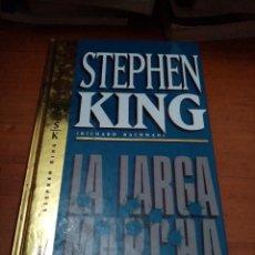 Libros de segunda mano: STEPHEN KING. LA LARGA MARCHA. COLECTION ORBI FABRI. BB5P. Lote 246046340