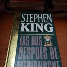 Libros de segunda mano: STEPHEN KING. LAS DOS DESPUÉS DE MEDIANOCHE. COLECTION ORBI FABRI. BB5P. Lote 246046890