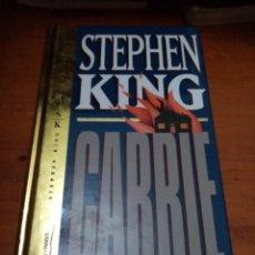 Libros de segunda mano: STEPHEN KING. CARRIE. COLECTION ORBI FABRI. BB5P. Lote 246047240