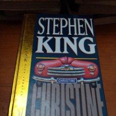 Libros de segunda mano: STEPHEN KING. CHRISTINE. COLECTION ORBI FABRI. BB5P. Lote 246047505