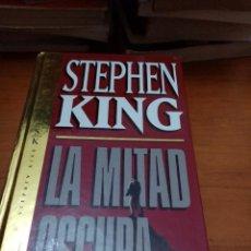 Libros de segunda mano: STEPHEN KING. LA MITAD OSCURA. COLECTION ORBI FABRI. BB5P. Lote 246047840