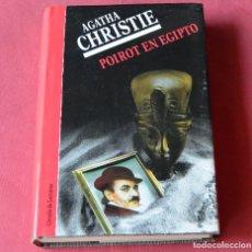 Libros de segunda mano: POIROT EN EGIPTO - AGATHA CHRISTIE. Lote 246137060