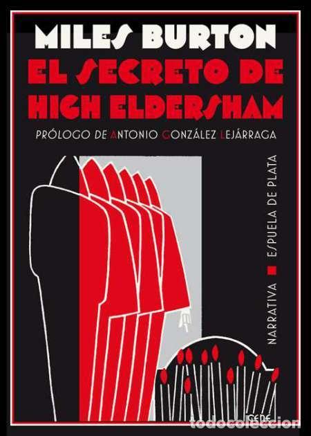 EL SECRETO DE HIGH ELDERSHAM..- NUEVO (Libros de segunda mano (posteriores a 1936) - Literatura - Narrativa - Terror, Misterio y Policíaco)