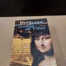 Libros de segunda mano: LITERATURA.....DAN BROWN.....EL CODIGO DA VINCI.....2003.... Lote 248460275