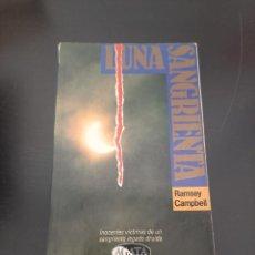 Libros de segunda mano: LUNA SANGRIENTA. Lote 249252075