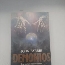 Libros de segunda mano: DEMONIOS. Lote 249254385