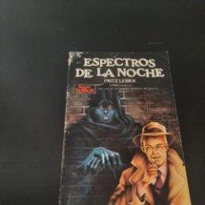 Libros de segunda mano: ESPECTRO DE LA NOCHE. Lote 249396310