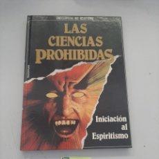 Libros de segunda mano: LAS CIENCIAS PROHIBIDAS. Lote 249411030